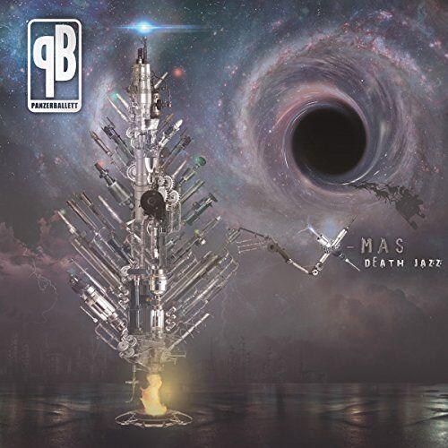 Panzerballett - X-Mas Death Jazz (CD-Digipak+Pop-Up) - Preis vom 08.12.2019 05:57:03 h