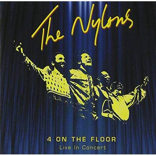 The Nylons - 4 on the Floor - Preis vom 21.10.2020 04:49:09 h