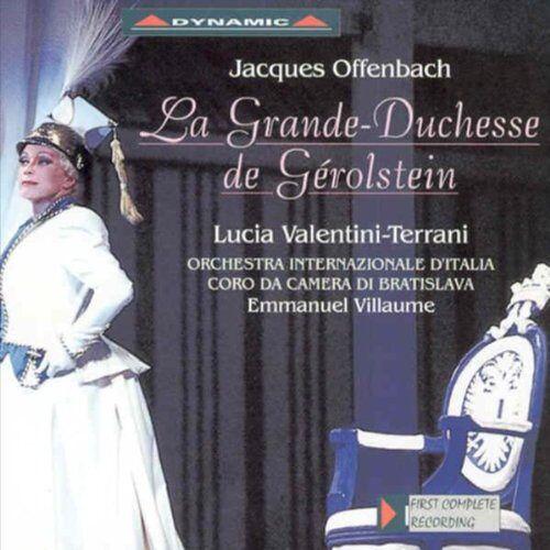 Various - Die Grossherzogin Von Gerolstein - Preis vom 24.02.2021 06:00:20 h