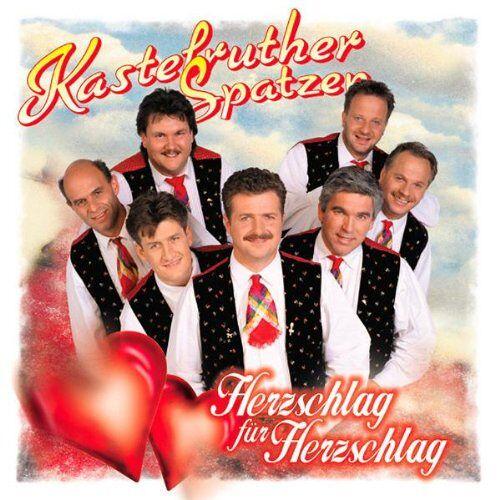 Kastelruther Spatzen - Herzschlag für Herzschlag - Preis vom 17.04.2021 04:51:59 h