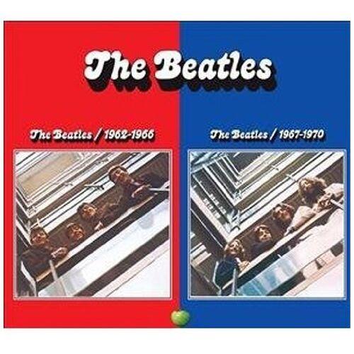 The Beatles - The Beatles 1962-1970 - Preis vom 17.04.2021 04:51:59 h