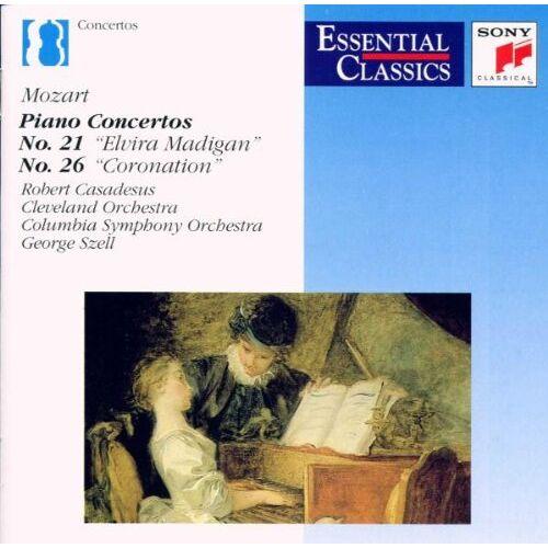 R. Casadesus - Piano Concerto 21, 26 - Preis vom 20.10.2020 04:55:35 h