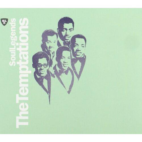 The Temptations - Soul Legends-the Temptations - Preis vom 04.10.2020 04:46:22 h