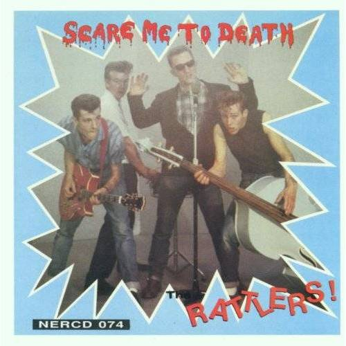 Rattlers - Scare Me to Death - Preis vom 04.10.2020 04:46:22 h
