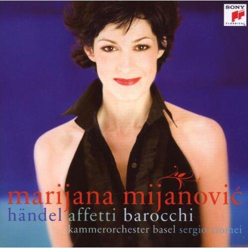 Marijana Mijanovic - Händel Affetti barocchi - Preis vom 20.10.2020 04:55:35 h