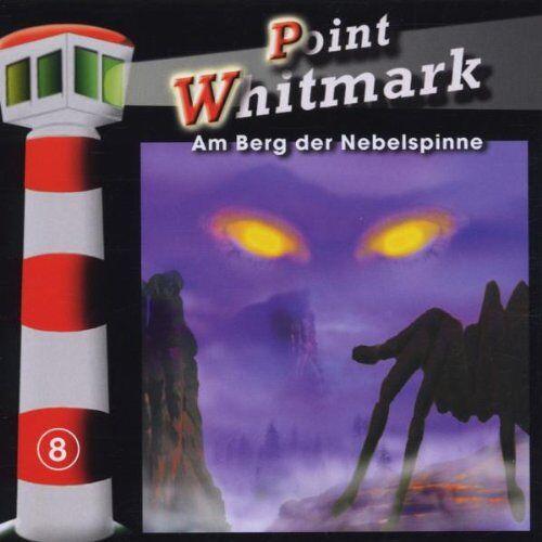 Point Whitmark - Point Whitmark-Folge 8: Am Berg der Nebelspinne - Preis vom 06.05.2021 04:54:26 h