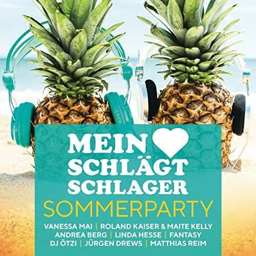 Various - Mein Herz Schlägt Schlager - Sommerparty - Preis vom 27.01.2020 06:03:55 h