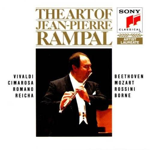 Jean-Pierre Rampal - The Art Of Jean-Pierre Rampal - Preis vom 27.02.2021 06:04:24 h