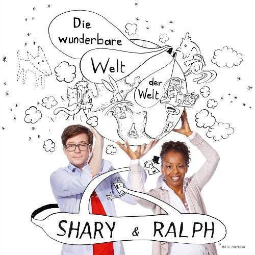 Shary & Ralph - Die Wunderbare Welt der Welt - Preis vom 03.05.2021 04:57:00 h