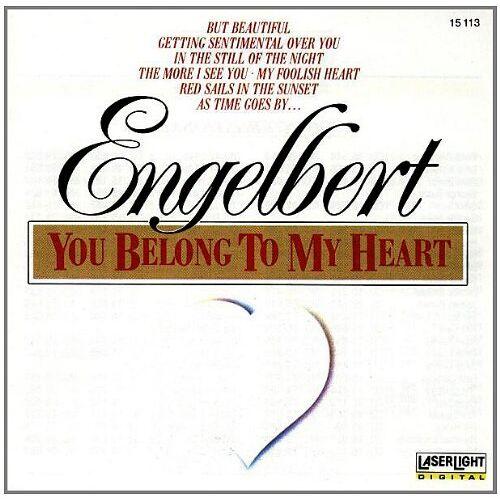 Engelbert - Engelbert-You Belong to My H. - Preis vom 18.10.2020 04:52:00 h