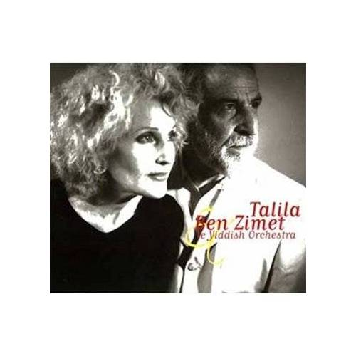 Talila - Talila,Ben Zimet & le Yiddish - Preis vom 19.01.2020 06:04:52 h