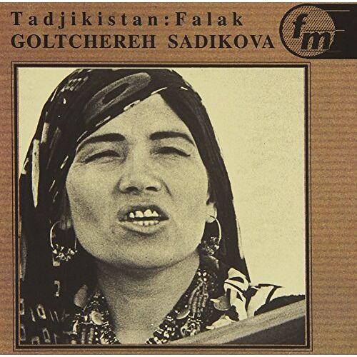 Goltchereh Sadikhova - Lieder der Dutar/Falak - Preis vom 13.04.2021 04:49:48 h