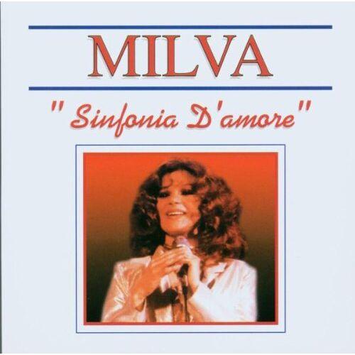 Milva - Milva-Sinfonia d Amore - Preis vom 01.06.2020 05:03:22 h