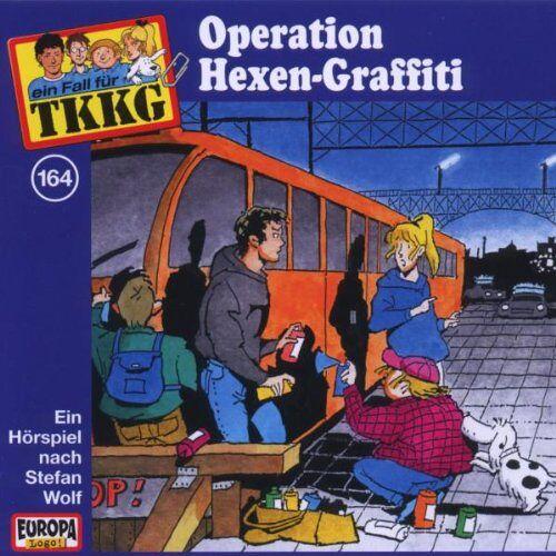 Tkkg - 164/Operation Hexen-Graffiti - Preis vom 27.02.2021 06:04:24 h