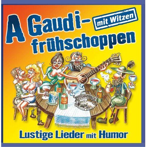 Various - A Gaudifrühschoppen mit Musik und Humor - Preis vom 20.10.2020 04:55:35 h