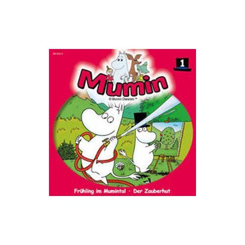 die Mumins - Mumins-Folge 1 [Musikkassette] - Preis vom 11.04.2021 04:47:53 h