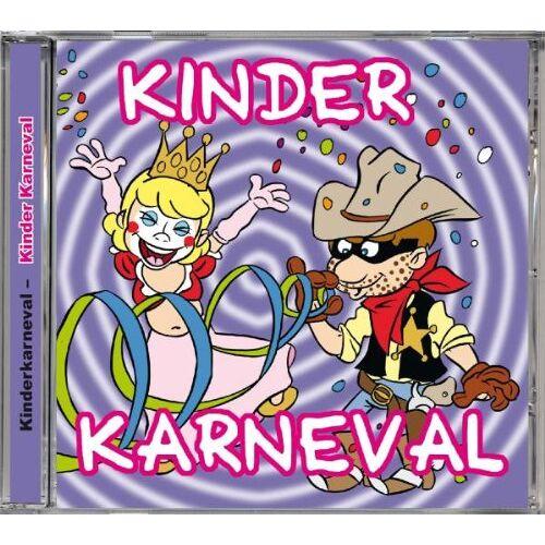 Kinderkarneval - Kinder Karneval - Preis vom 04.10.2020 04:46:22 h