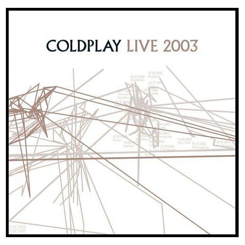 Coldplay - Coldplay Live 2003 (CD + DVD) - Preis vom 05.09.2020 04:49:05 h