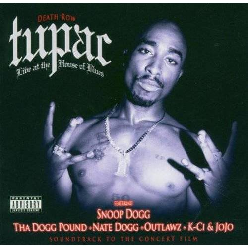 Tupac Feat. Snoop Dogg - Live at the House of Blues - Preis vom 20.10.2020 04:55:35 h