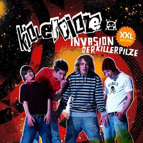 Killerpilze - Invasion der Killerpilze - X X L-Version - Preis vom 06.03.2021 05:55:44 h