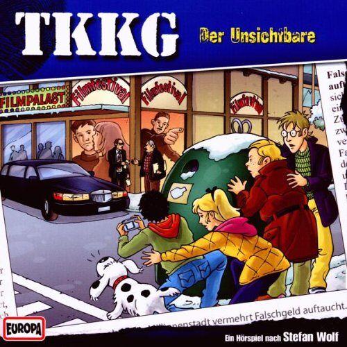 Tkkg - 167/Der Unsichtbare - Preis vom 23.02.2021 06:05:19 h