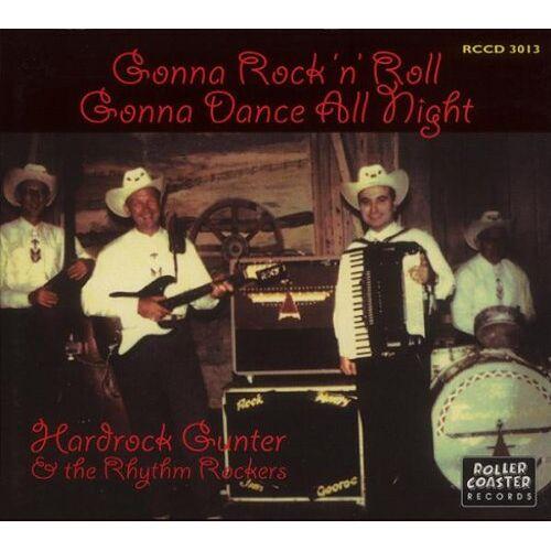 Hardrock Gunter - Gonna Rock & Roll,Gonna Dance - Preis vom 16.04.2021 04:54:32 h