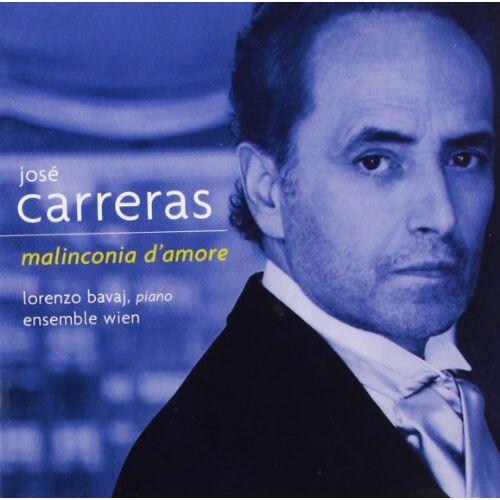 Jose Carreras - Malinconia D'amore - Preis vom 04.06.2020 05:03:55 h
