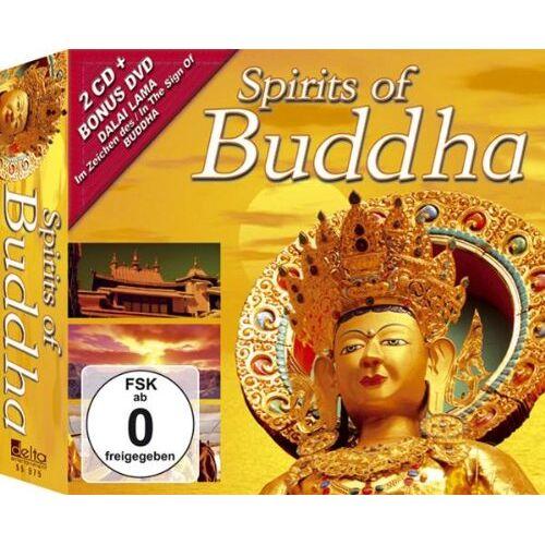 Various - Spirits of Buddah - Preis vom 14.04.2021 04:53:30 h