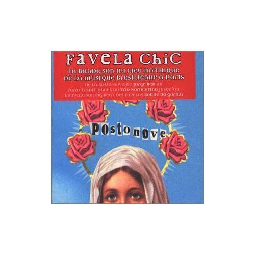 Various - Favela Chic - Postonove - Preis vom 09.05.2021 04:52:39 h