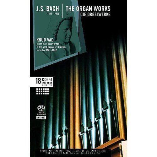 Knud Vad - Die Orgelwerke - Preis vom 14.05.2021 04:51:20 h