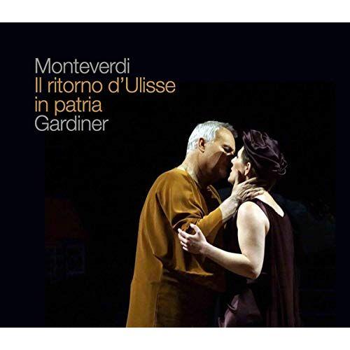 Monteverdi Choir - Monteverdi: Il ritorno d'Ulisse in patria - Preis vom 01.03.2021 06:00:22 h