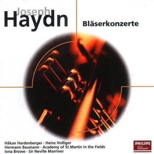 Hardenberger - Bläserkonzerte - Preis vom 21.10.2020 04:49:09 h
