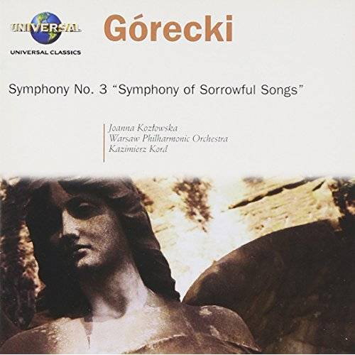 H. Gorecki - Sym 3/Sym Sorrowful Songs - Preis vom 06.09.2020 04:54:28 h