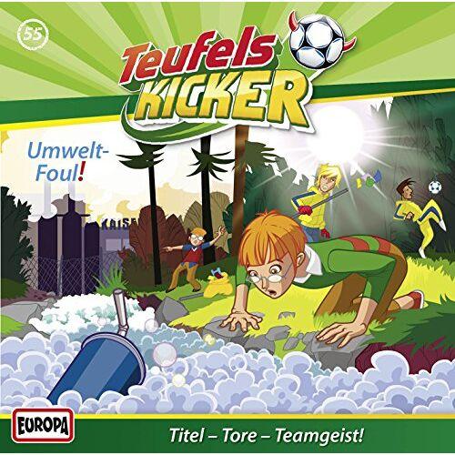Teufelskicker - 055/Umwelt-Foul! - Preis vom 05.09.2020 04:49:05 h