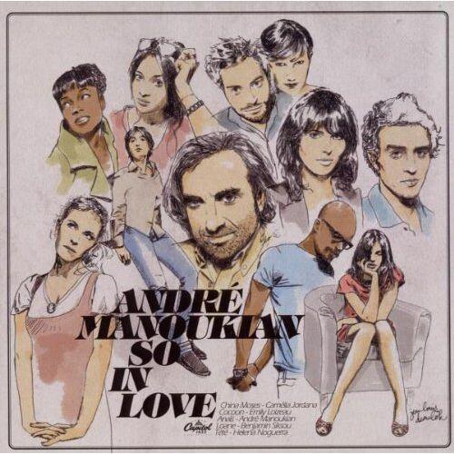 André Manoukian - So in Love - Preis vom 06.09.2020 04:54:28 h