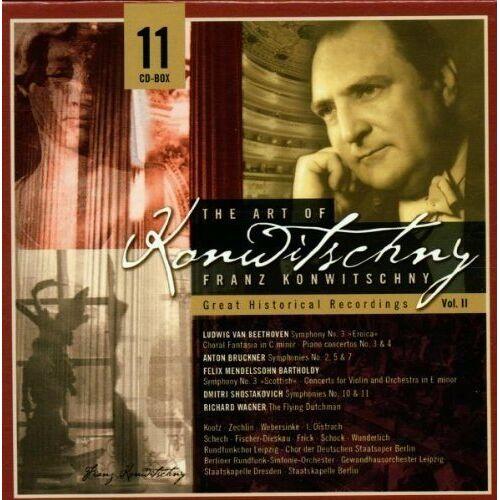 Konwitschny - The Art of Konwitschny Vol.2 - Preis vom 05.09.2020 04:49:05 h