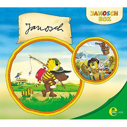 Janosch - Janosch-Box : Komm wir finden einen Schatz - Oh wie schön ist Panama - Preis vom 04.12.2020 06:06:01 h