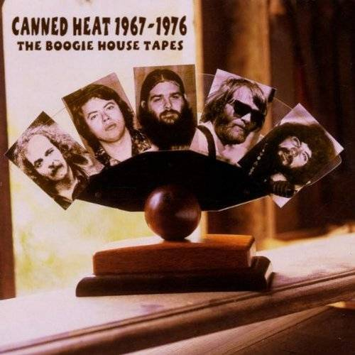 Canned Heat - The Boogie House Tapes 1967- - Preis vom 24.02.2021 06:00:20 h