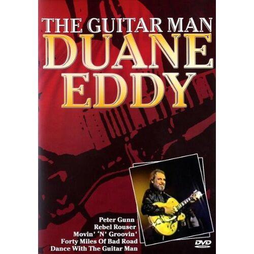 Duane Eddy - Eddy Duane - The Guitar Man - Preis vom 20.10.2020 04:55:35 h