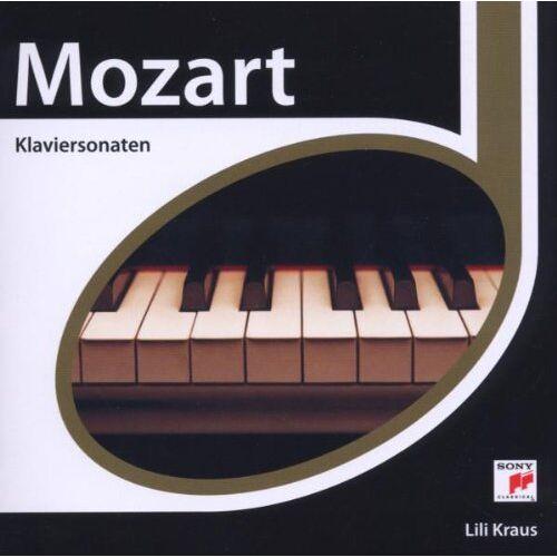 Lili Kraus - Esprit/Klaviersonaten - Preis vom 15.04.2021 04:51:42 h
