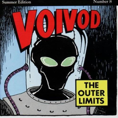 Voivod - The Outer Limits - Preis vom 22.02.2021 05:57:04 h