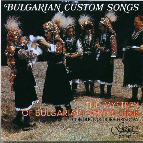the Mystery of Bulgarian Voices Choir - Bulgarian Custom Songs - Preis vom 05.05.2021 04:54:13 h