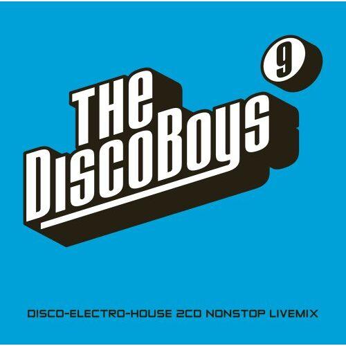 The Disco Boys - The Disco Boys Vol. 9 (Ltd.Edt.) - Preis vom 19.10.2020 04:51:53 h