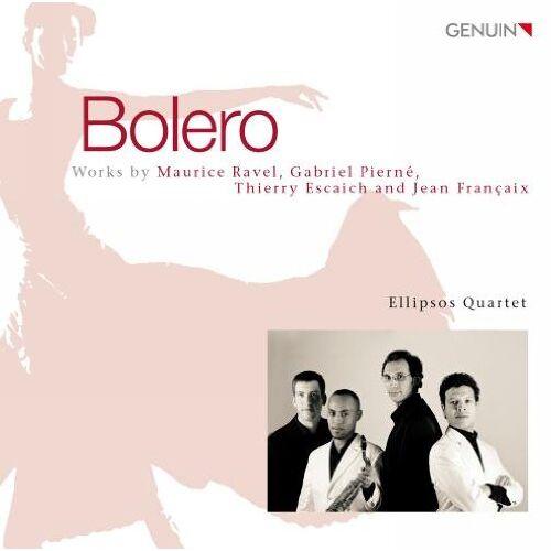 Ellipsos Quartet - Bolero - Preis vom 18.10.2020 04:52:00 h