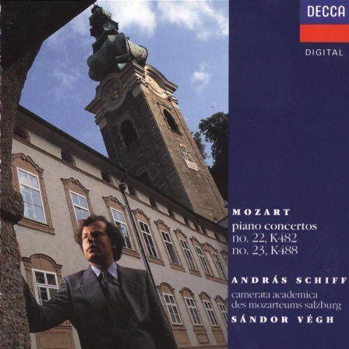 Schiff - Klavierkonzerte 22 und 23 - Preis vom 20.10.2020 04:55:35 h