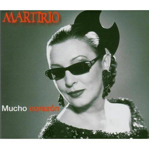 Martirio - Mucho Corazon - Preis vom 14.04.2021 04:53:30 h