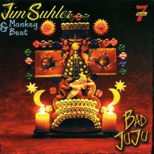 Suhler, Jim & Monkey Beat - Bad Juju - Preis vom 06.03.2021 05:55:44 h