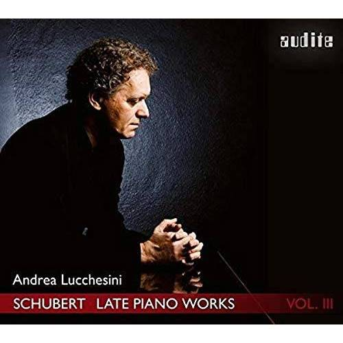 Andrea Lucchesini - Schubert: Late Piano Works, Vol. 3 - Preis vom 14.04.2021 04:53:30 h