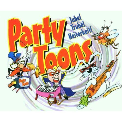 Partytoons - Jubel Trubel Heiterkeit - Preis vom 07.05.2021 04:52:30 h