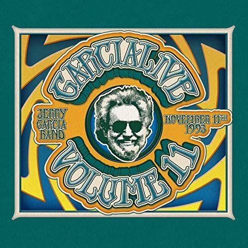 Jerry Garcia - Garcia Live Vol.11 - Preis vom 15.01.2021 06:07:28 h